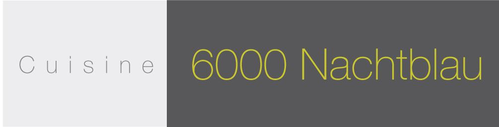 Cuisine 6000 Nachtblau