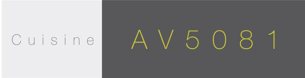 Cuisine AV5081