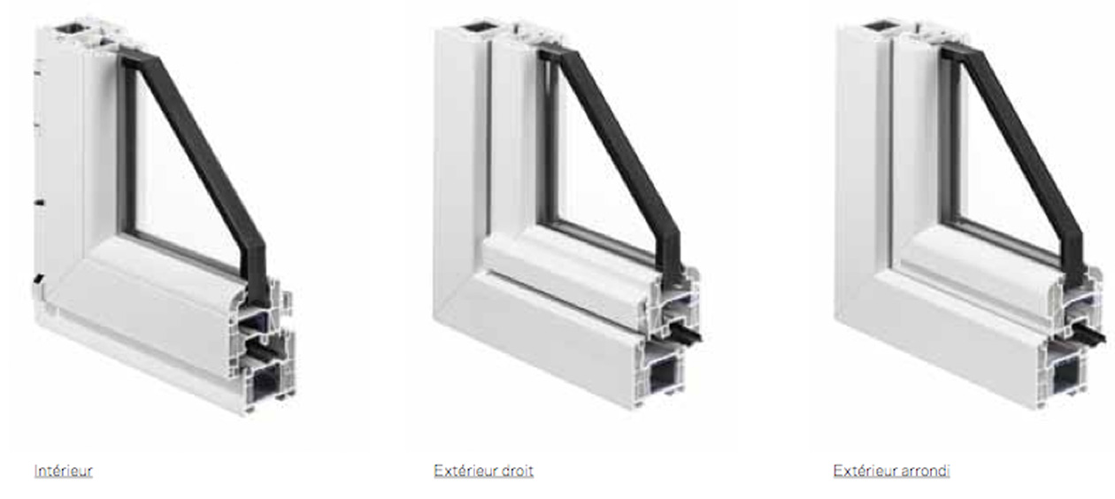 chassis pvc Thermo70