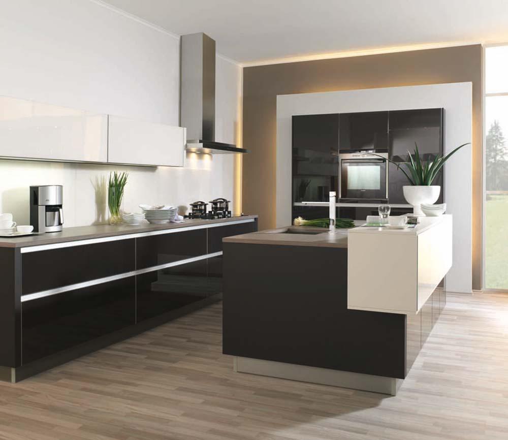 cuisine porte verre x vitreo 4009 menuiserie dufays. Black Bedroom Furniture Sets. Home Design Ideas